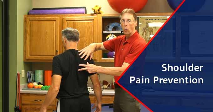shoulder pain prevention