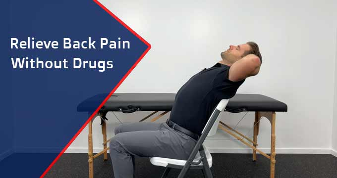 relieve back pain without drugs