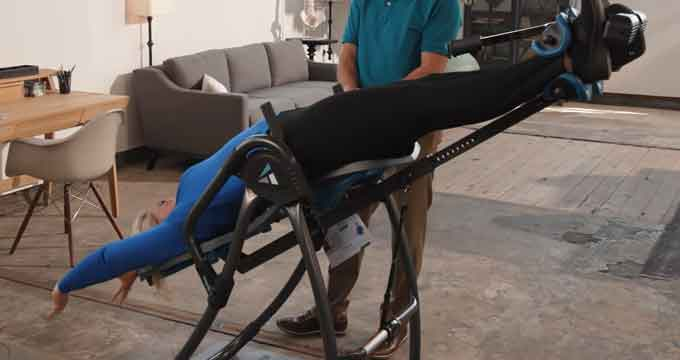 3 Reasons For Inversion Table for Back Pain Relief