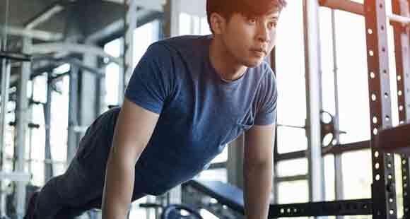 Basic Cross Body Arm Exercise