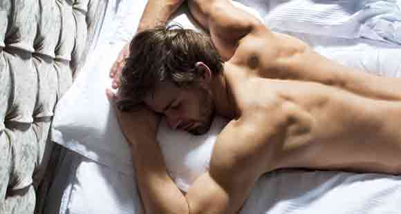 Benefits of Stomach Sleeping