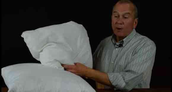 Down Pillow Maintenance