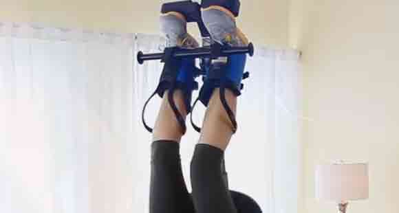 How Gravity Boots Improve Your Health
