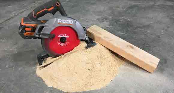 How to Get Rid of Small Sawdust Piles Once They have Accumulated