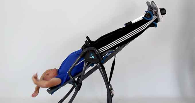 Spinal Decompression Therapy on the Inversion Table