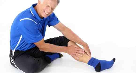 Symptoms of a Muscle Strain
