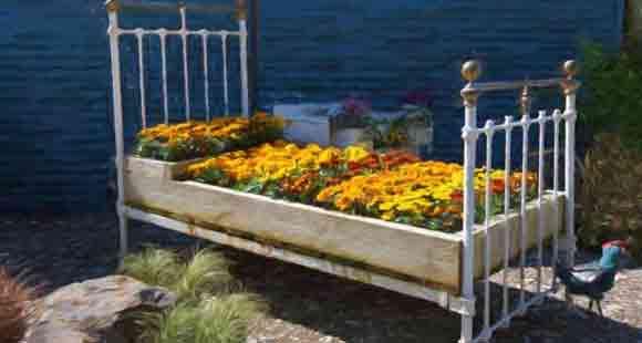 Use as Gardening Fixtures