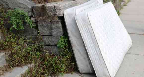 Why Mattress Disposal is a Problem